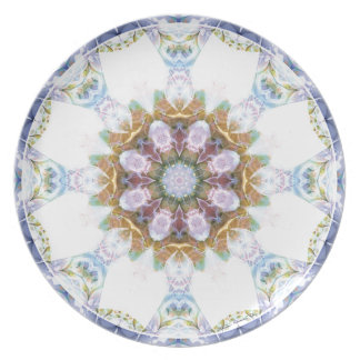 Mandalas vom Herzen der Freiheit 14 Geschenke Melaminteller