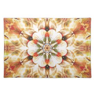 Mandalas vom Herzen der Freiheit 20 Geschenke Stofftischset