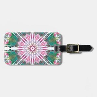 Mandalas vom Herzen der Freiheit 7 Geschenke Kofferanhänger