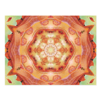 Mandalas von Verzeihen und von Freigabe 12 Postkarte