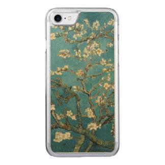 Mandel-Blüte Carved iPhone 8/7 Hülle
