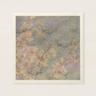Mandel-Blüten-Tapisserie-Servietten Papierserviette