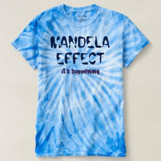 Mandela-Effekt ist es die Krawatten-T - Shirt der