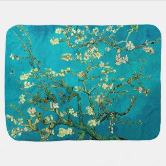 Mandelbaum-Blumenkunst Vincent van Goghs blühende Babydecken