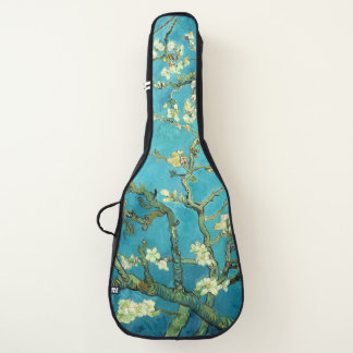 Mandelbaum-Blumenkunst Vincent van Goghs blühende Gitarrentasche