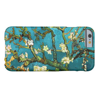 Mandelbaum-Geldstrafe Van Gogh blühende Vintag Barely There iPhone 6 Hülle