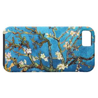 Mandelbaum-schöne Kunst Van Gogh blühende iPhone 5 Hüllen
