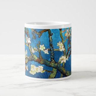 Mandelbaum-schöne Kunst Van Gogh blühende Jumbo-Mug