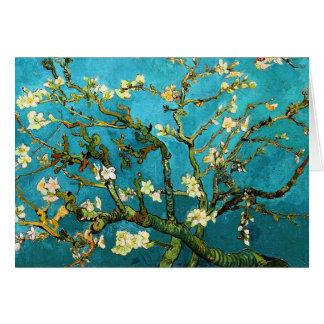 Mandelbaum-schöne Kunst Van Gogh blühende Karte