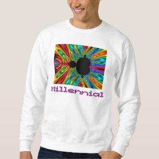 Mandelbrot Set-Grafik Sweatshirt