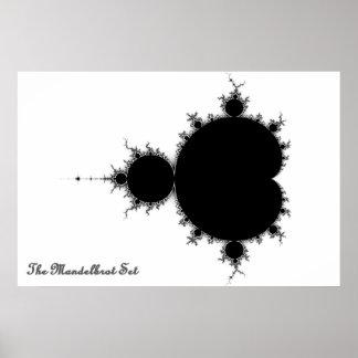 Mandelbrot Set Plakate