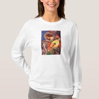 Mandolinen-Engel - Irischer Setter 2 T-Shirt