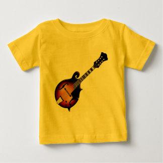 Mandolinen-Senf Baby T-shirt