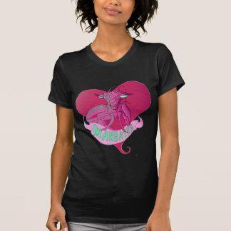 Maneatermantis-Behälter T-Shirt