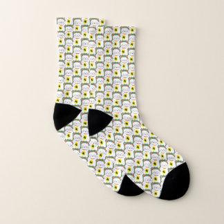 Maneki Neko glückliche Katze Socken