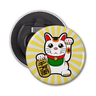 Maneki Neko: Japanische glückliche Katze Flaschenöffner