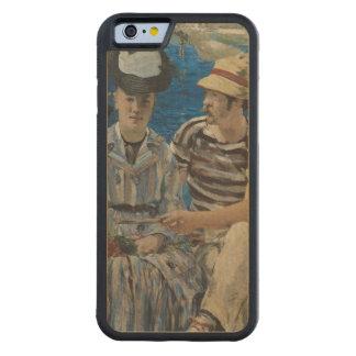Manet | Argenteuil, 1874 Bumper iPhone 6 Hülle Ahorn