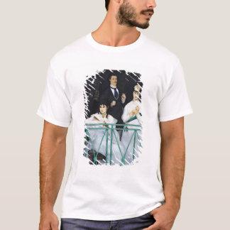 Manet   der Balkon, 1868-9 T-Shirt