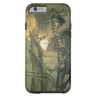 Manet   der Fischer, c.1861 Tough iPhone 6 Hülle