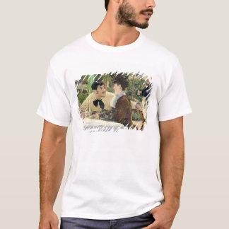 Manet   der Garten von Pere Lathuille, 1879 T-Shirt