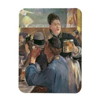 Manet | Ecke eines Café-Konzerts, 1878-80 Magnet