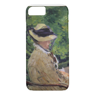 Manet | Madame Manet bei Bellevue iPhone 8/7 Hülle