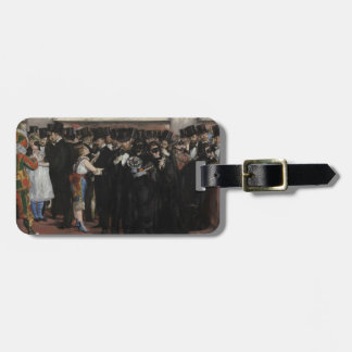 Manet | Maskenball an der Oper, 1873 Kofferanhänger