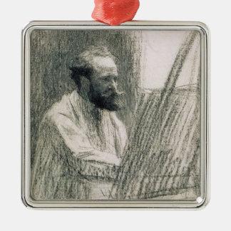 Manet | Porträt von Edouard Manet an seinem Silbernes Ornament