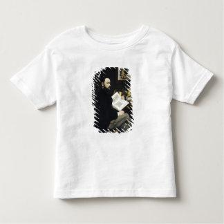 Manet | Porträt von Emile Zola 1868 Kleinkind T-shirt
