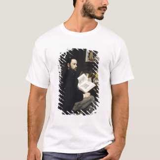 Manet | Porträt von Emile Zola 1868 T-Shirt