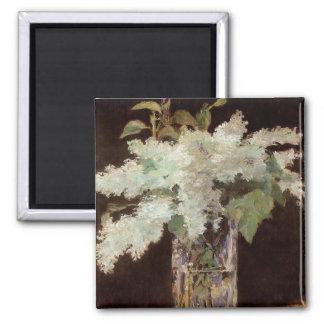 Manets Blumenstrauß der Fliedern - Magnet
