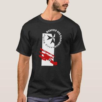 Manfred Richtofen roter Baron Bonn T-Shirt