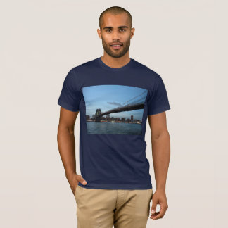 MANHATTAN-ANSICHT VON BROOKLYN T-Shirt