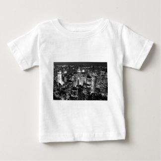 Manhattan New York City Baby T-shirt