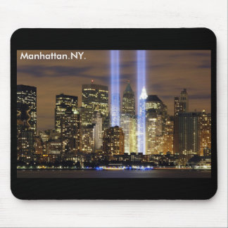 Manhattan-Skyline New York Mousepad