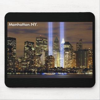 Manhattan-Skyline New York Mousepads