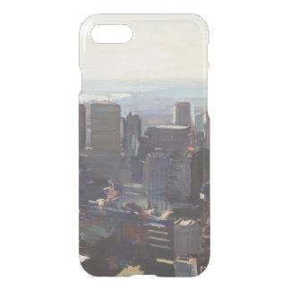 Manhattan vom Rockefeller-Gebäude 2012 iPhone 8/7 Hülle