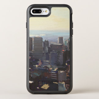 Manhattan vom Rockefeller-Gebäude 2012 OtterBox Symmetry iPhone 8 Plus/7 Plus Hülle