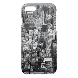 Manhattan von oben iPhone 7 hülle