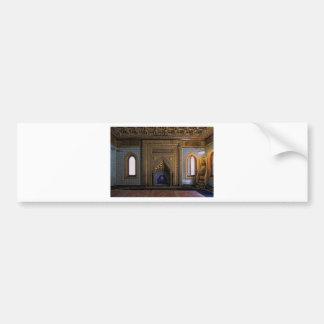 Manial Palast-Moschee Kairo Autoaufkleber