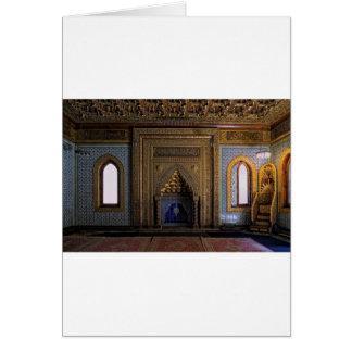 Manial Palast-Moschee Kairo Karte