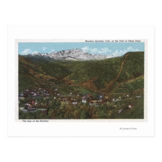 Manitou Frühlinge, Co - der Wellness-Center der Postkarten
