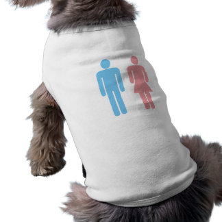 Mann Frau man woman Shirt