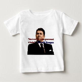Mann ist nicht frei, es sei denn Regierung Baby T-shirt