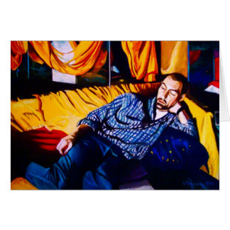 MANN ODALESQUE (c) S. Tammany Karte