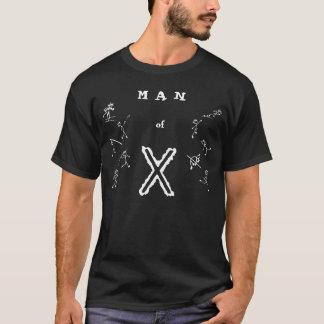 Mann Scotts McLaren des Xdecathlon-T-Stücks T-Shirt
