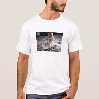 Mann und der Mond T-Shirt