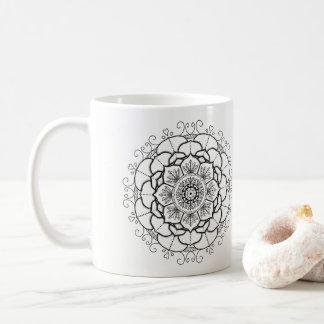 Manna-Mandala Kaffeetasse