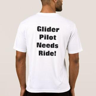 Männer an der SEITE mit GPNR unterstützen T-Shirt