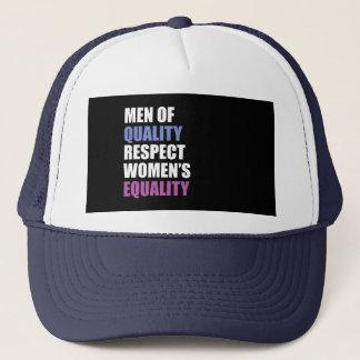"""""""Männer der Gleichheit der Truckerkappe"""
